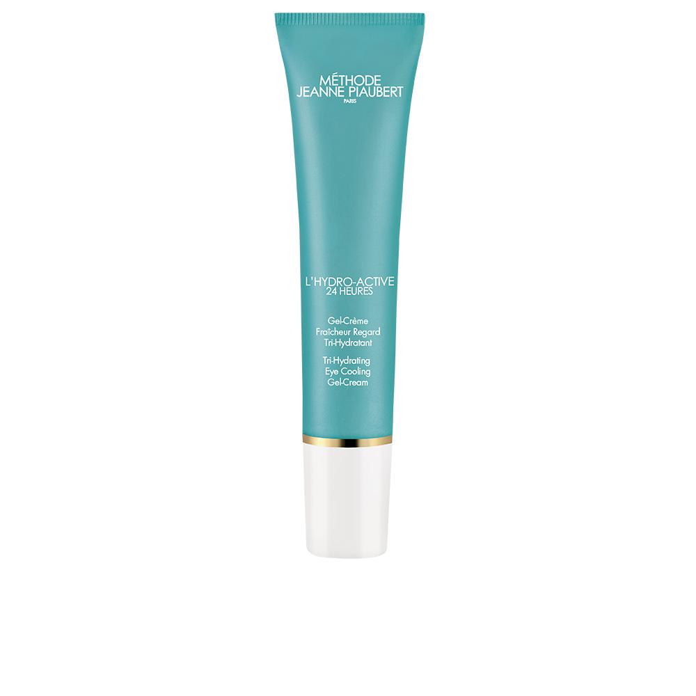 L'HYDRO ACTIVE 24H gel crème cooling regard tri-hydratant
