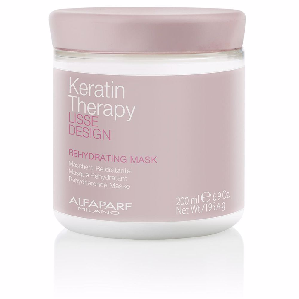 LISSE DESIGN KERATIN THERAPY rehydrating mask