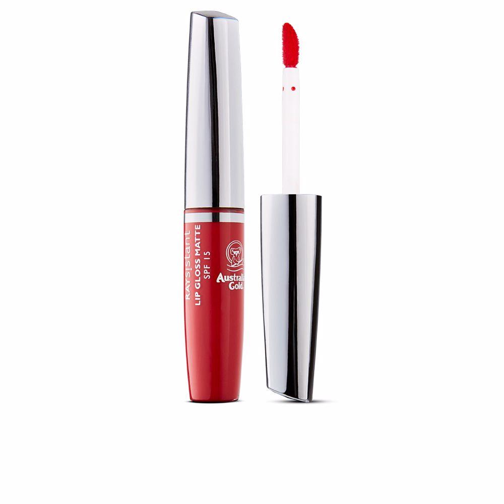 RAYSISTANT lip gloss matte SPF15