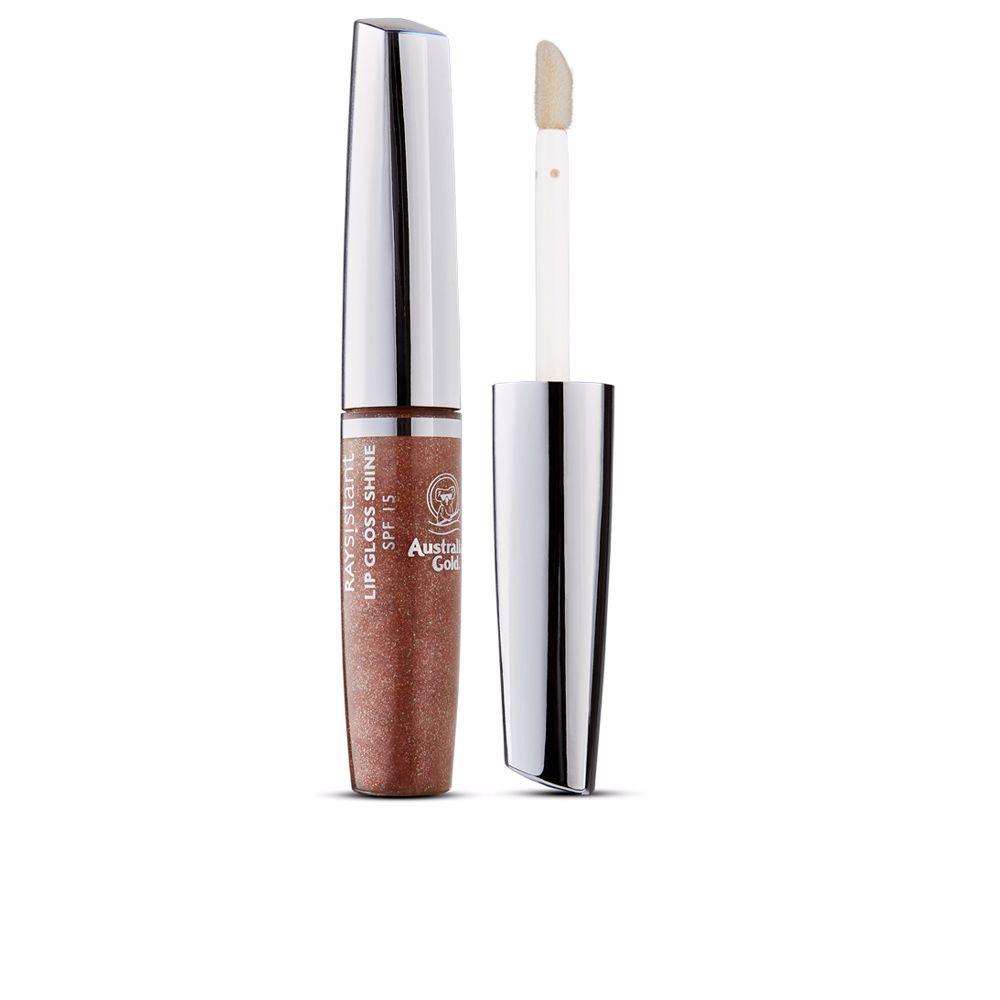 RAYSISTANT lip gloss shine SPF15