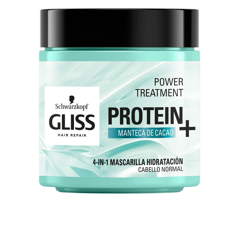 GLISS PROTEIN+ mascarilla hidratación cabello normal
