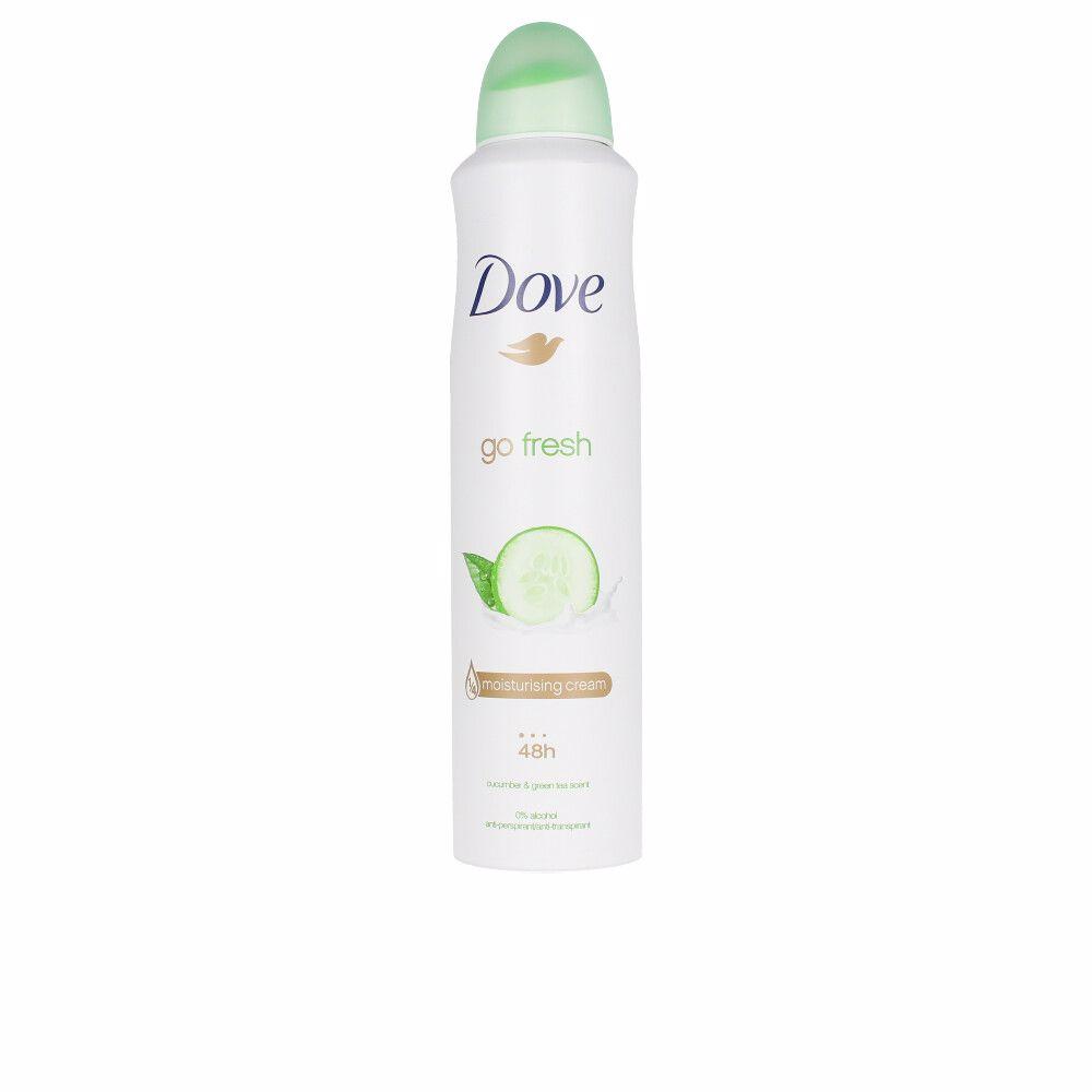 GO FRESH deodorant spray
