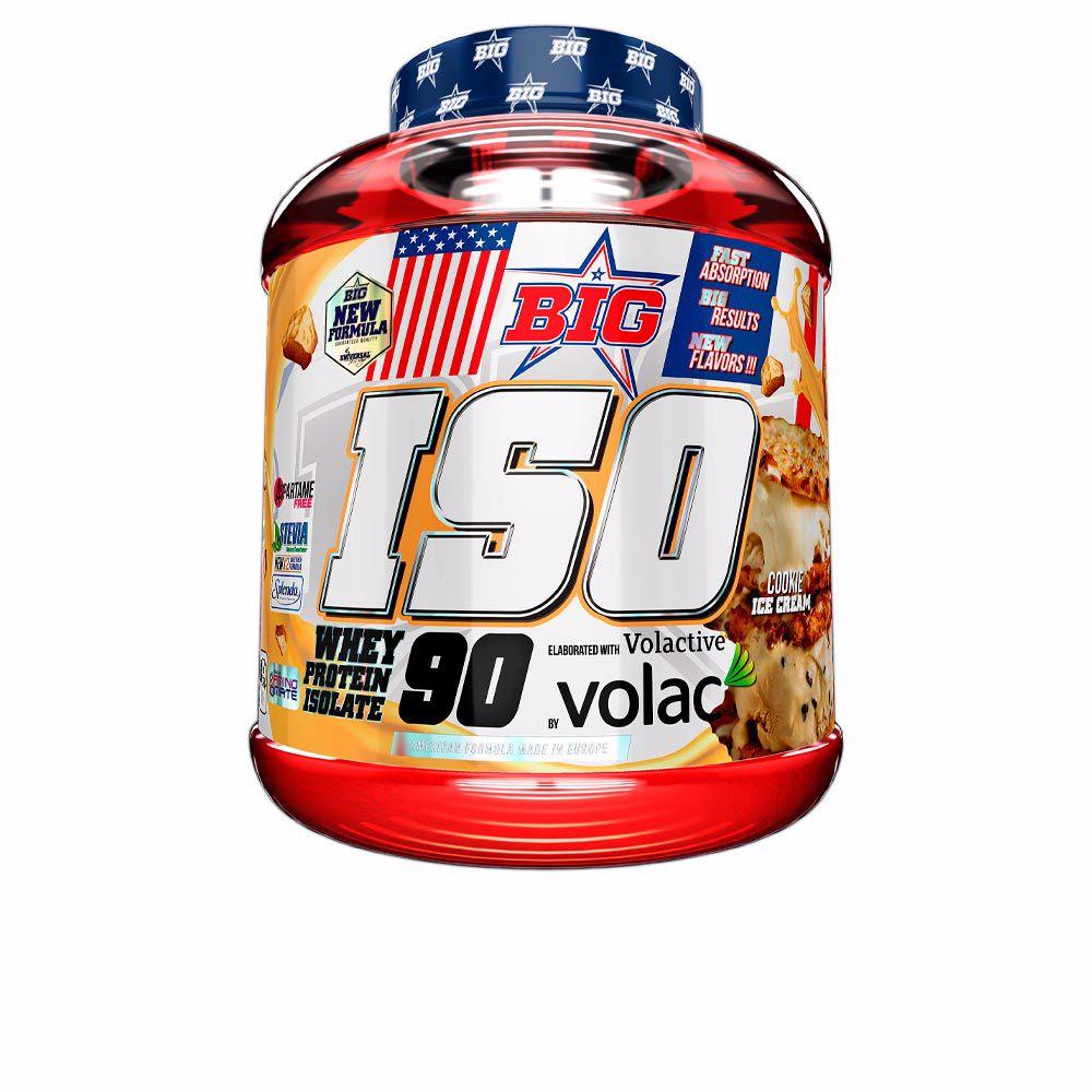 BIG ISO - aislado proteina #cookies ice cream