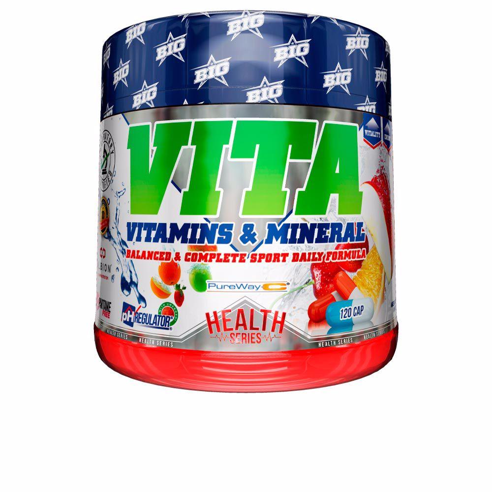 VITA® - Polivitaminico & minerales separados cápsulas