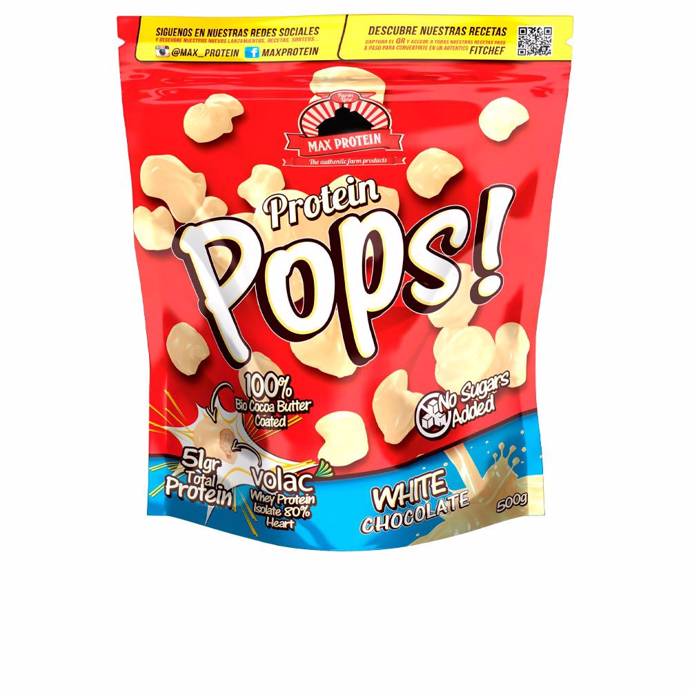 POPS MAX® #white chocolate
