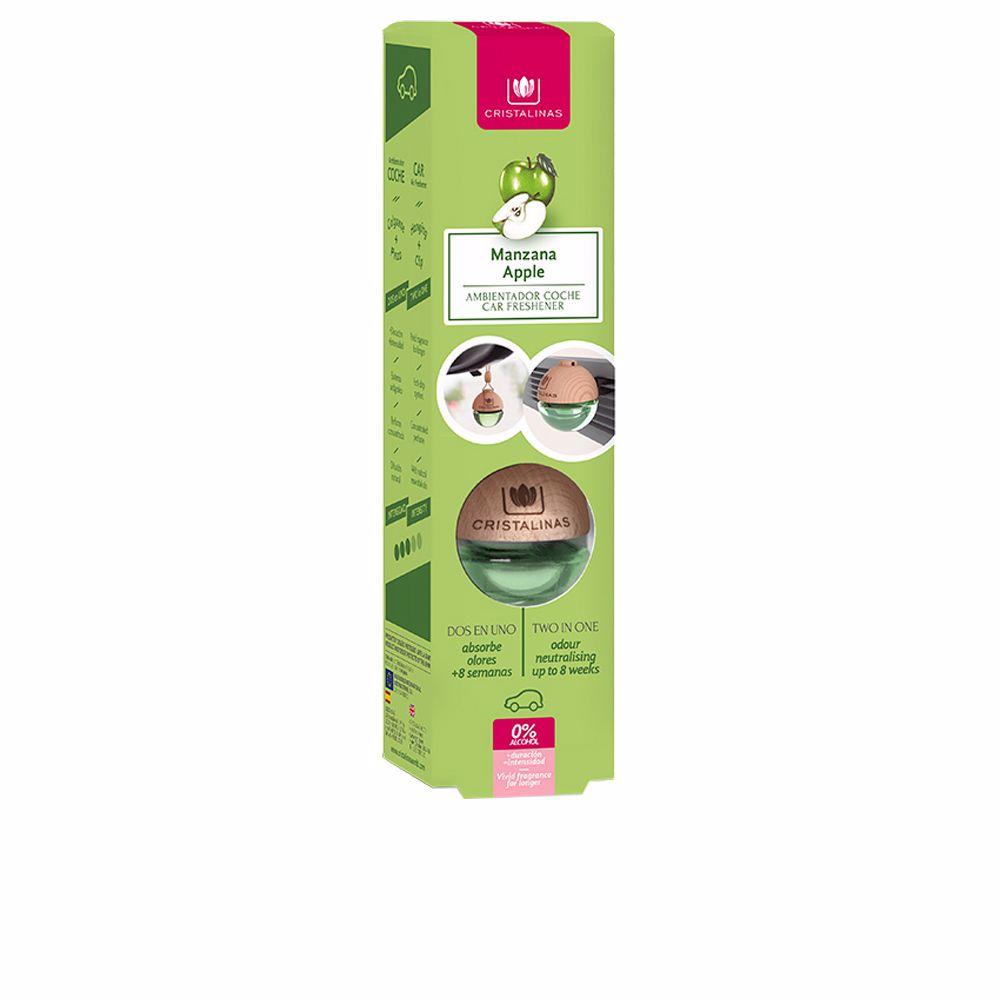 COCHE ambientador 0% #manzana