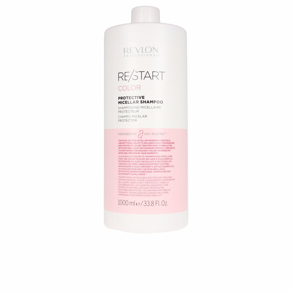 RE-START color protective micellar shampoo