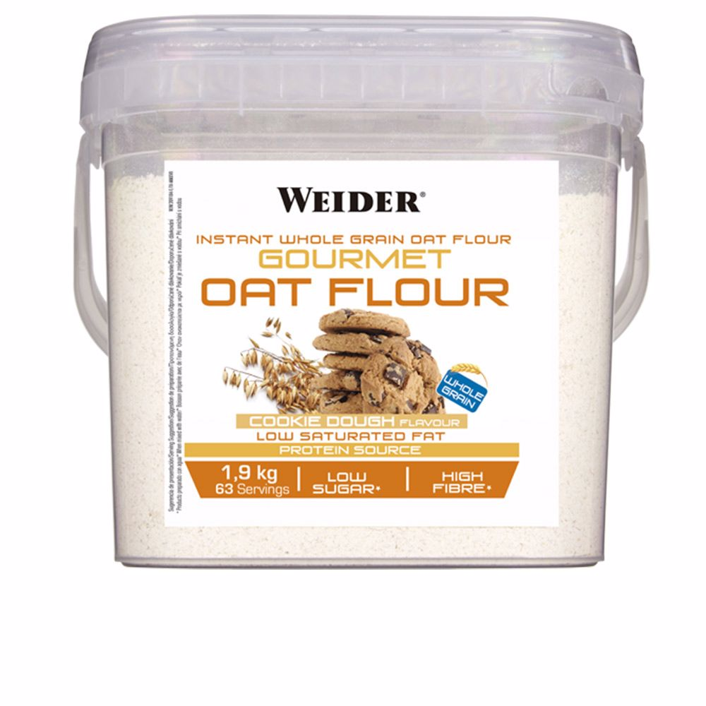 OAT GOURMET FLOUR #cookie dough