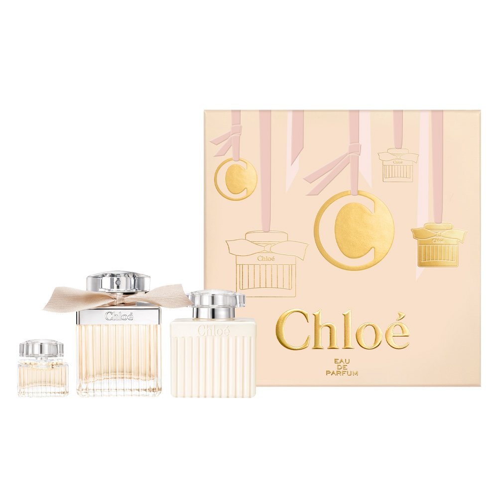 CHLOÉ SIGNATURE SET