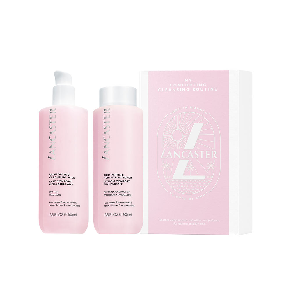 CLEANSERS COMFORTING LOTE