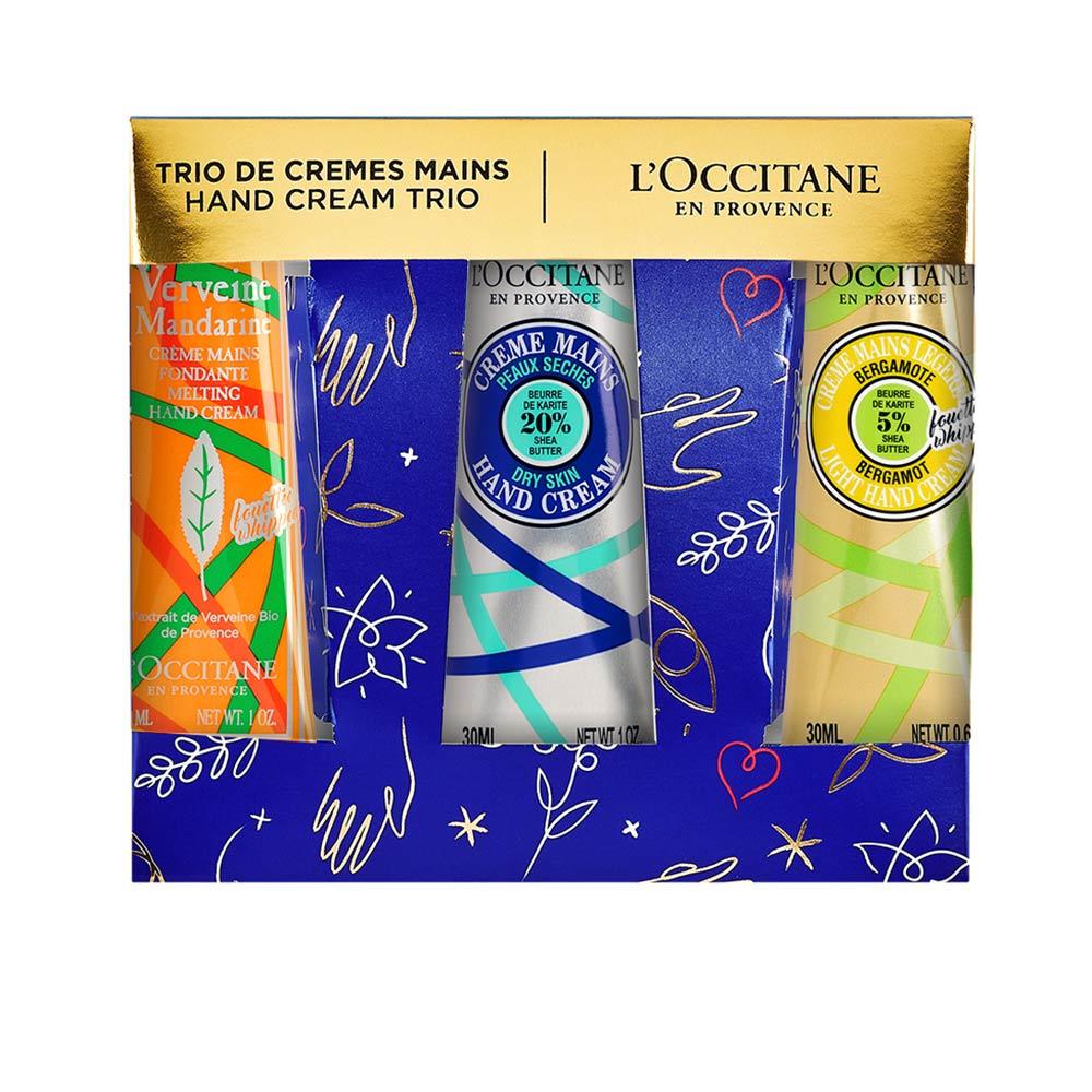 LOTE Trío de Cremas de Manos de 30 ml Ediciones Limitadas