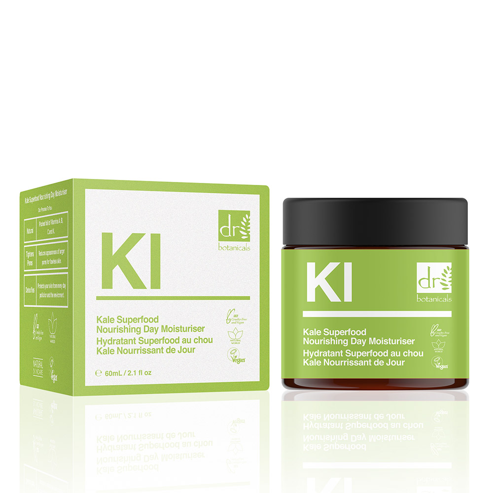 KALE SUPERFOOD nourishing day moisturiser