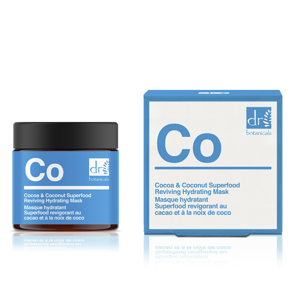 COCOA&COCONUT SUPERFOOD reviving hydrating mask