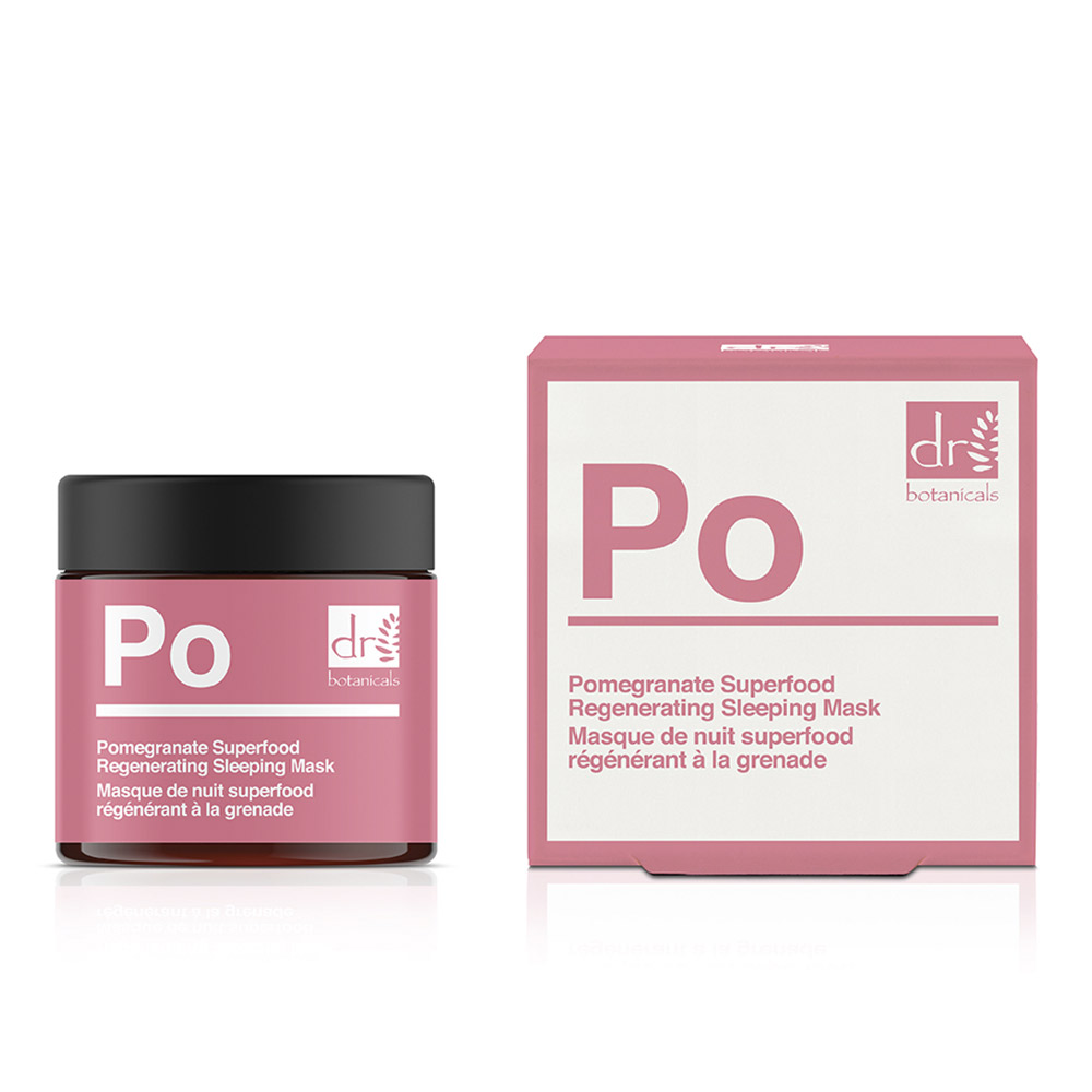 POMEGRANATE SUPERFOOD regenerating hydrating mask