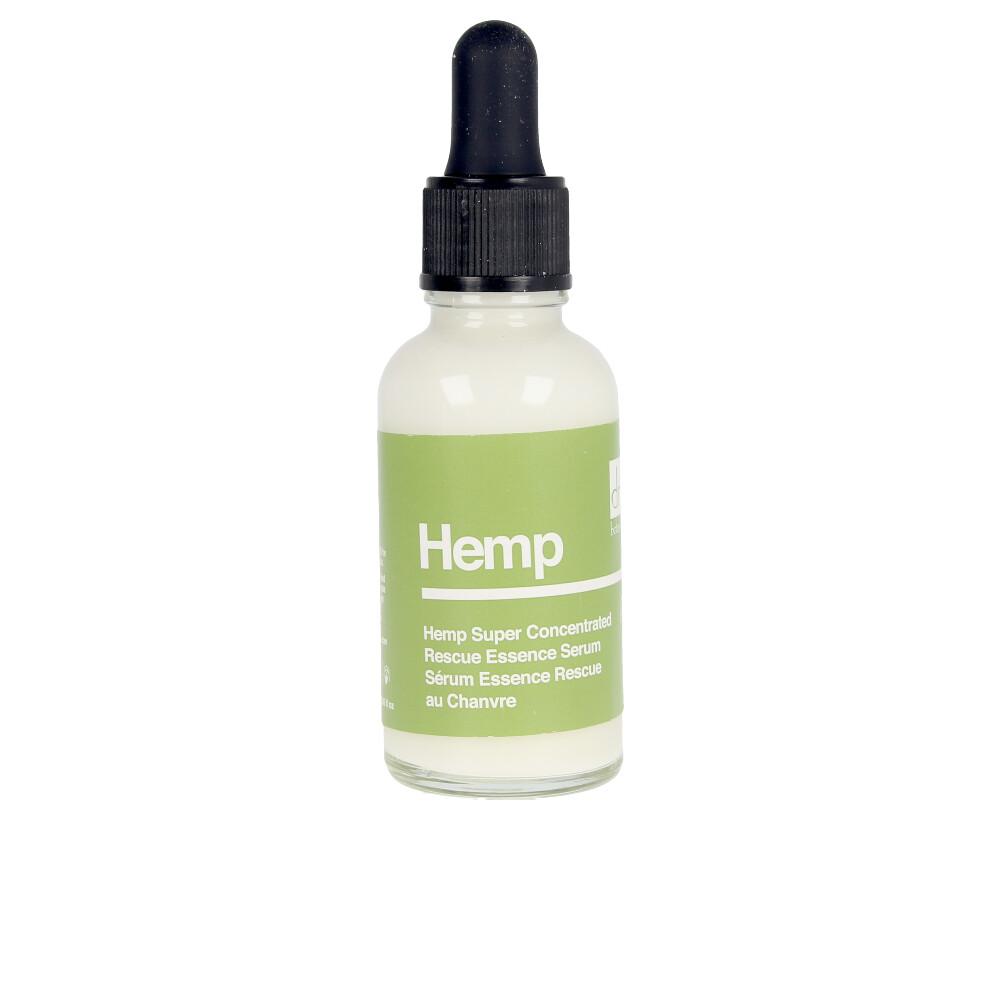 HEMP super concentrated rescue essence serum