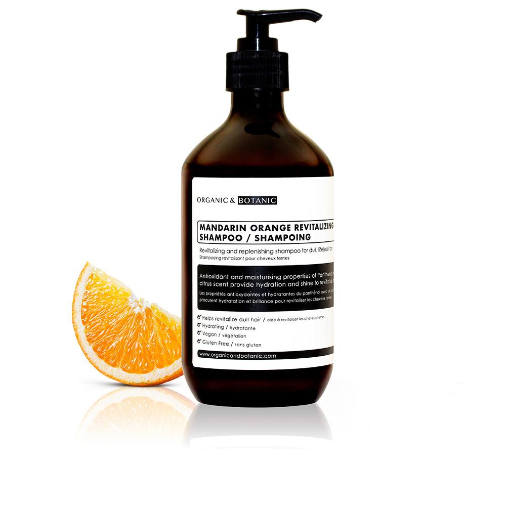 MANDARIN ORANGE revitalizing shampoo