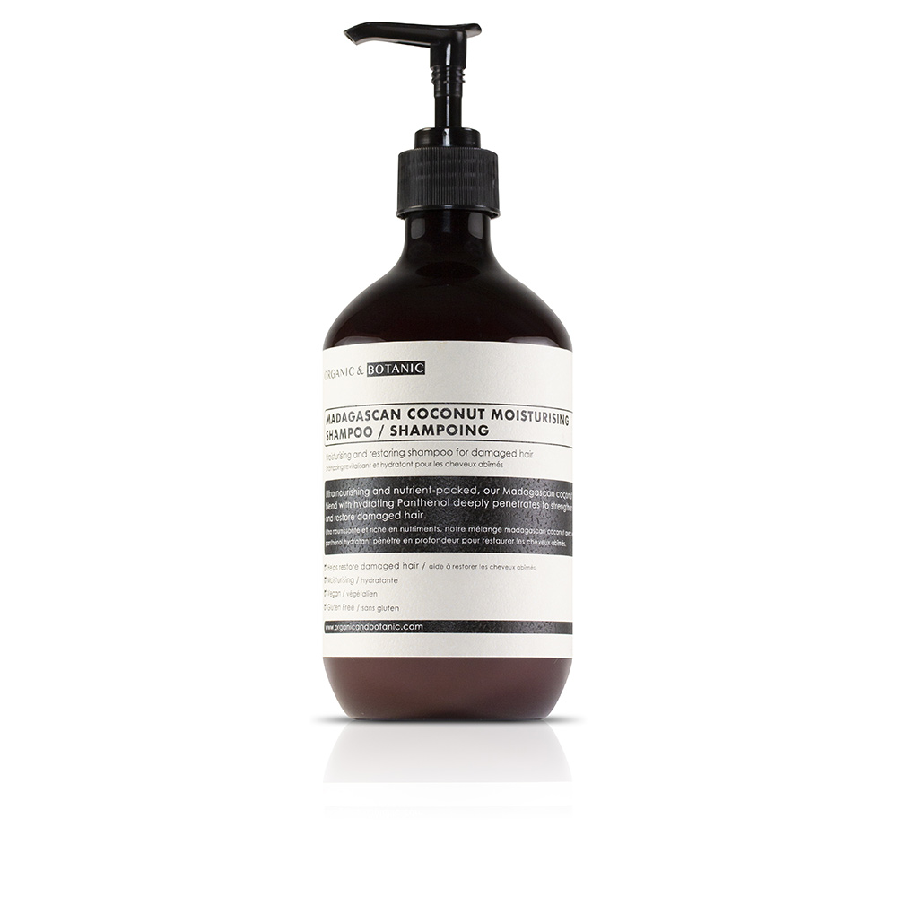 MADAGASCAN COCONUT moisturising shampoo