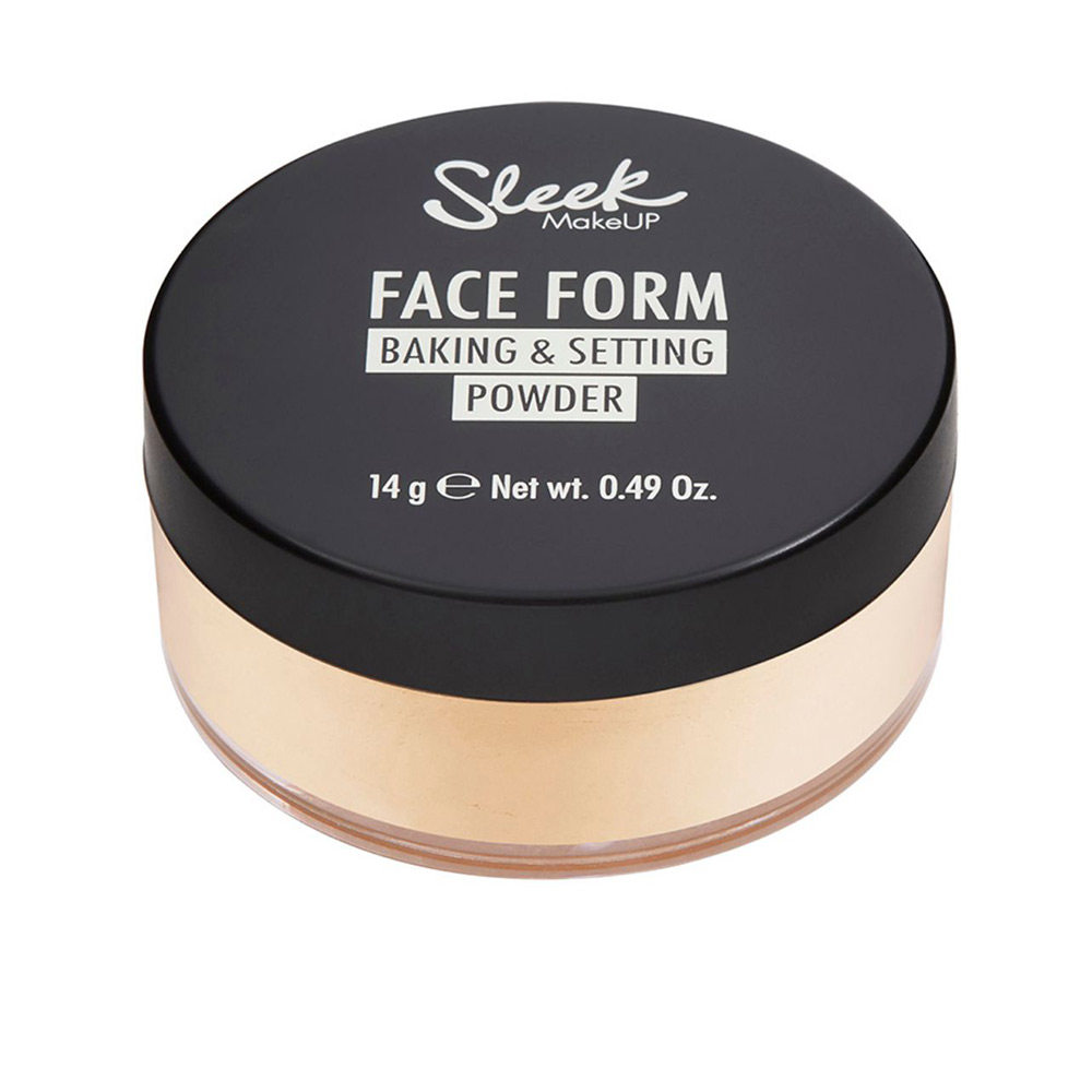 FACE FORM baking & setting powder
