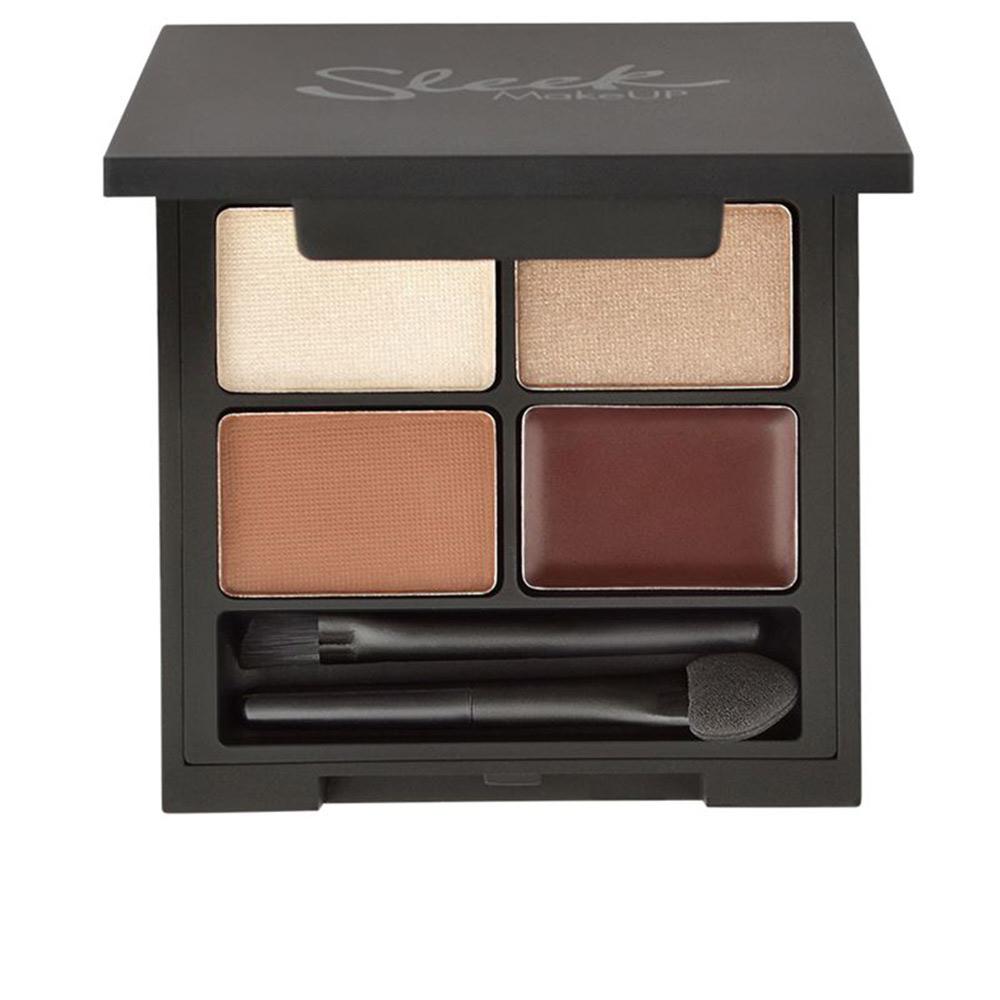 i-QUAD eyeshadow & eyeliner palette