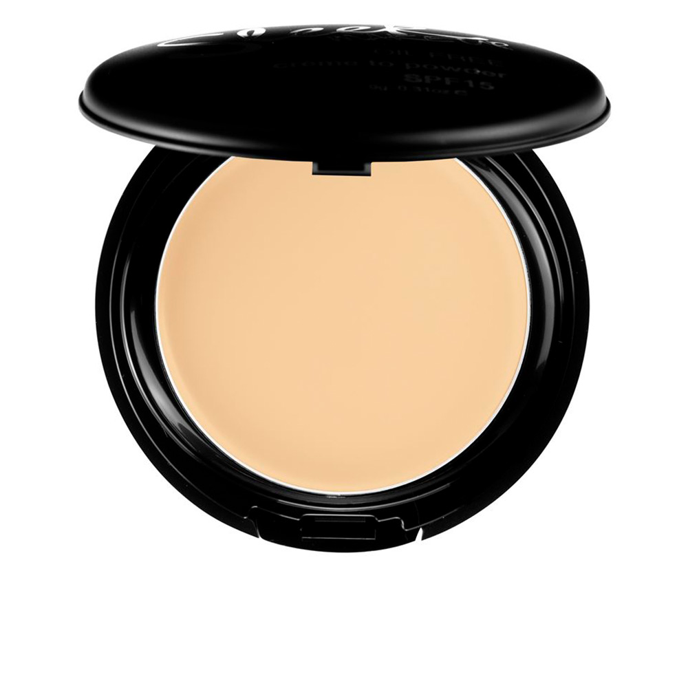 CRÈME TO POWDER foundation oil-free