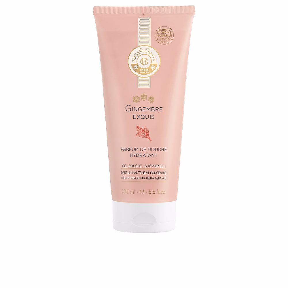 GINGEMBRE EXQUIS gel douche
