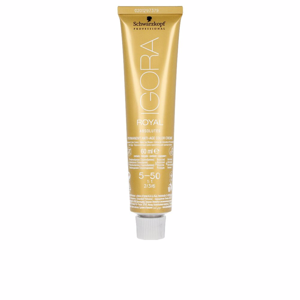 IGORA ROYAL ABSOLUTES anti-age color creme #5-50