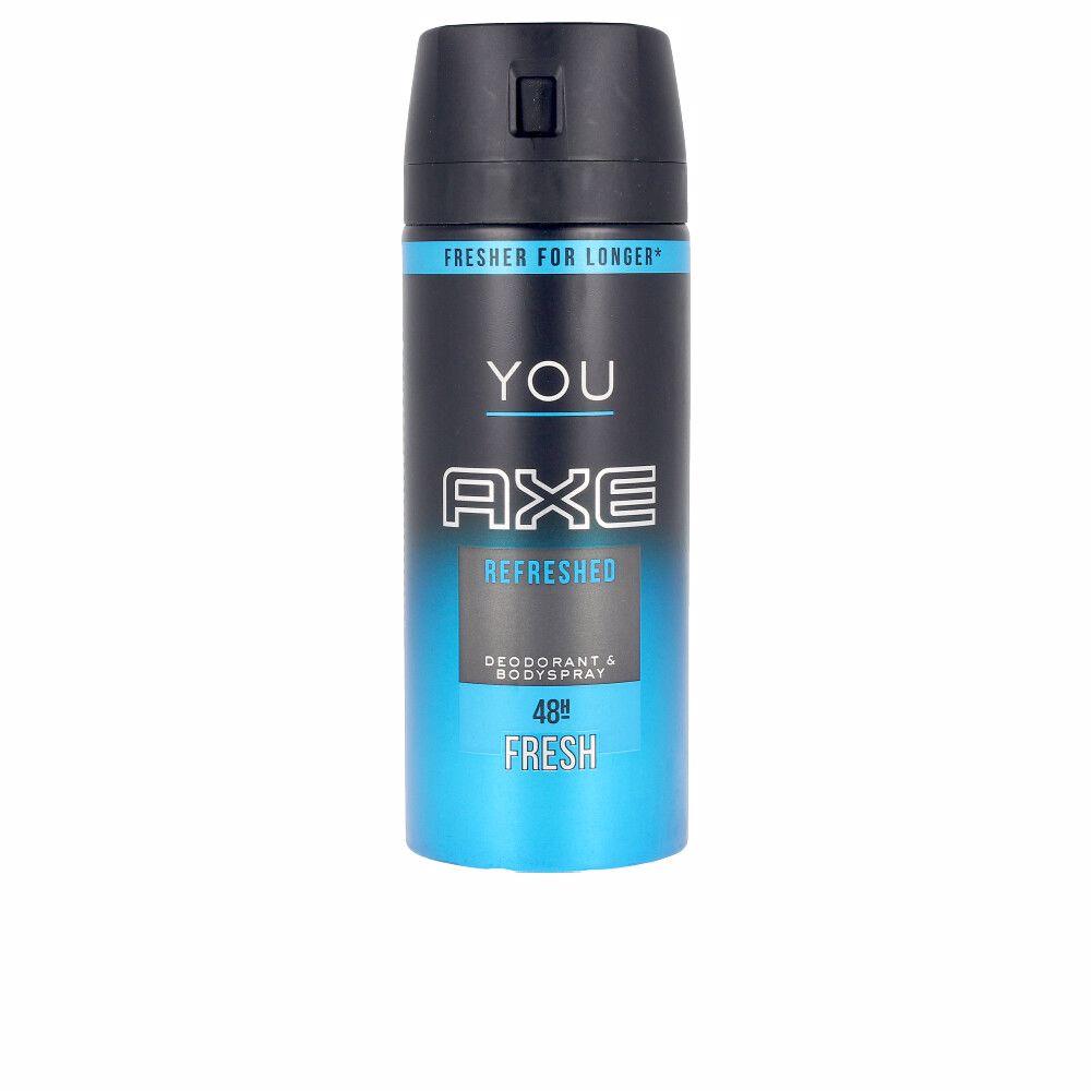YOU REFRESHED deodorant spray