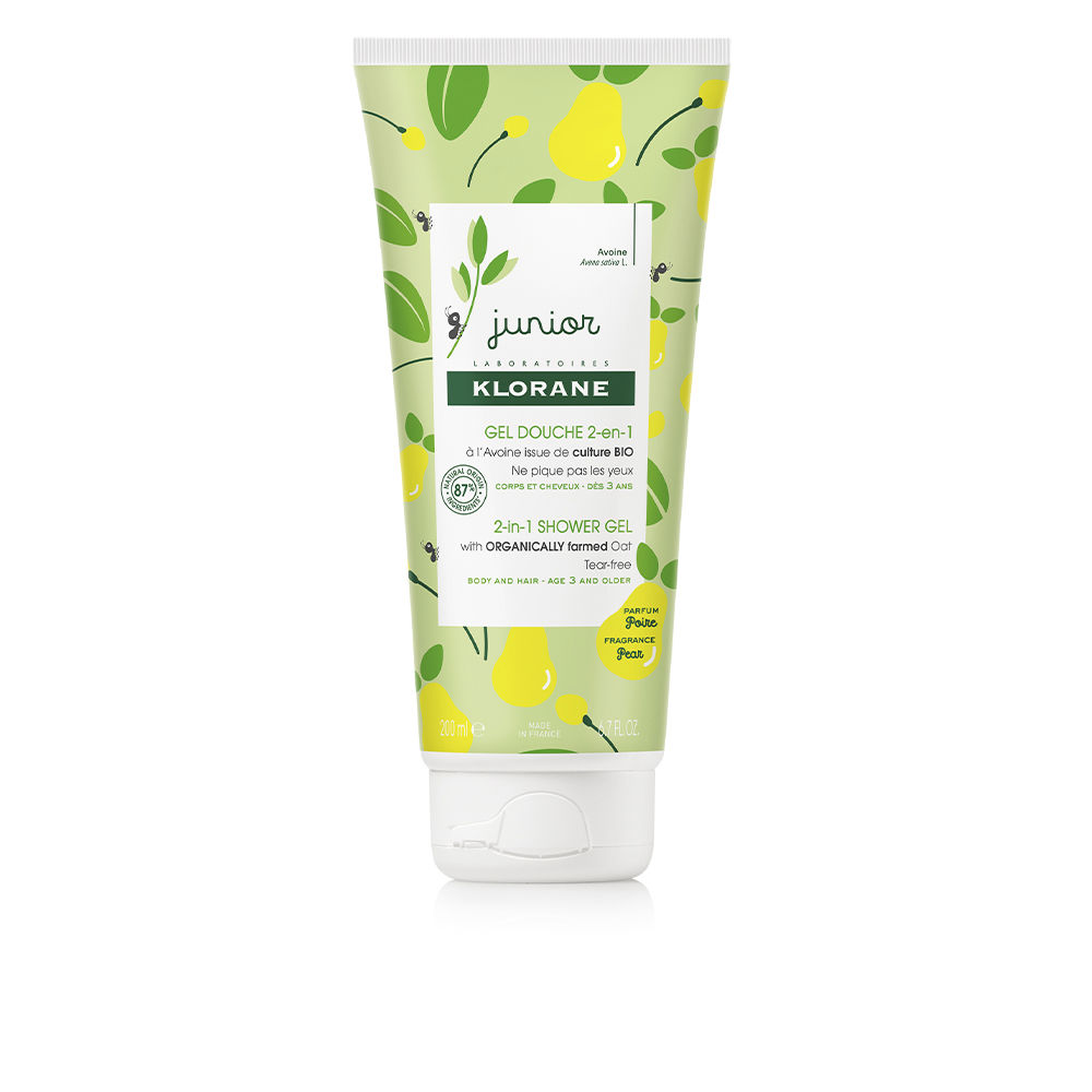 JUNIOR bath gel hair&body #pear