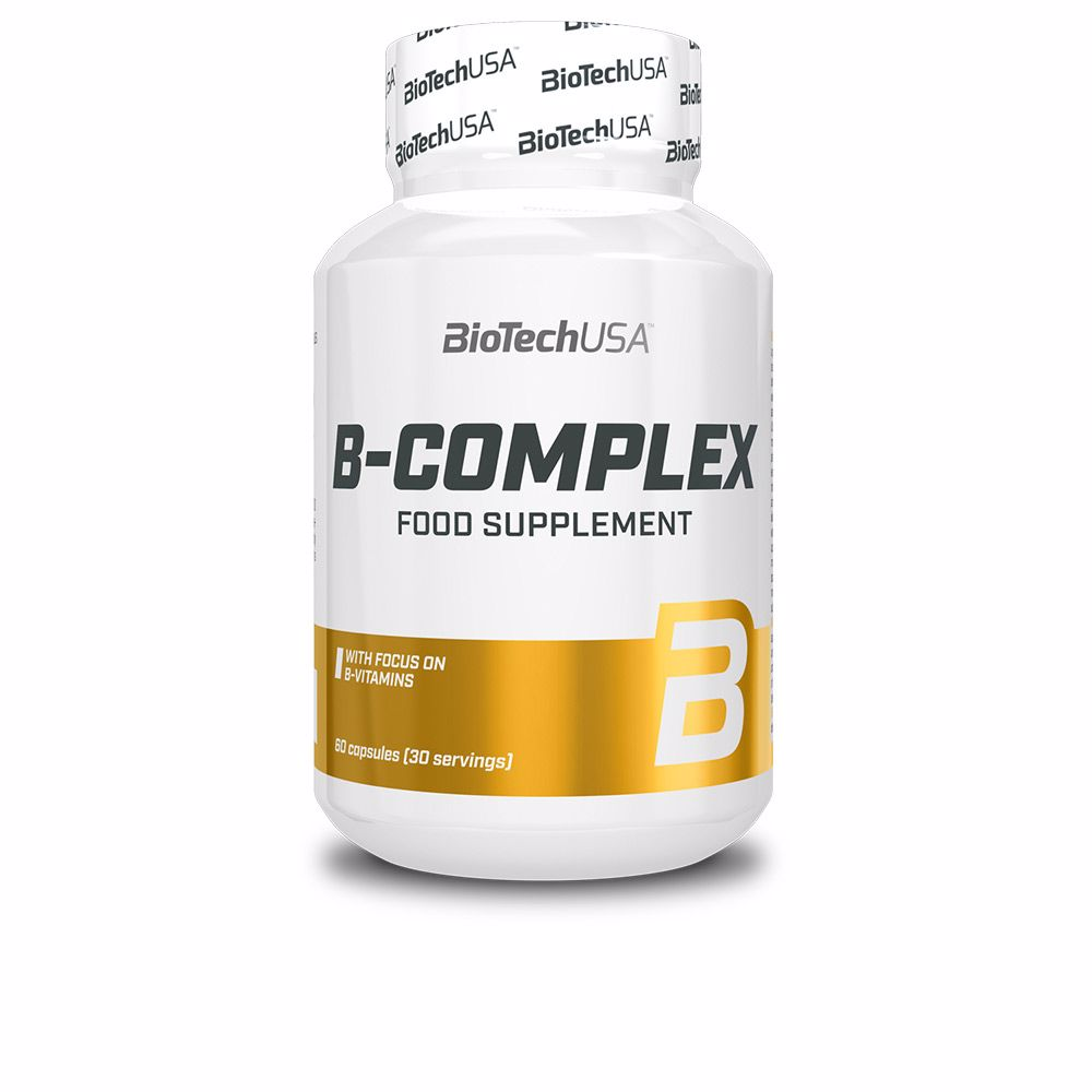 B-COMPLEX tabletas