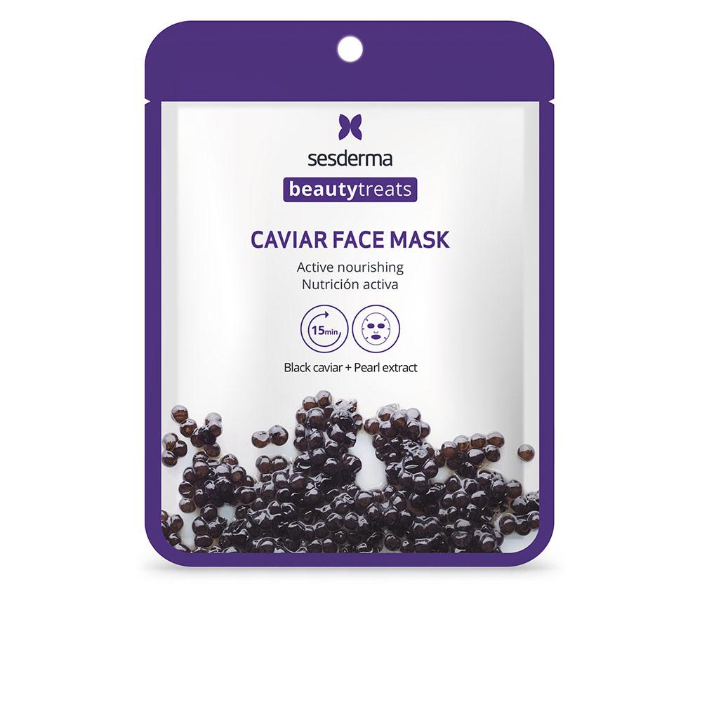BEAUTY TREATS black caviar mask
