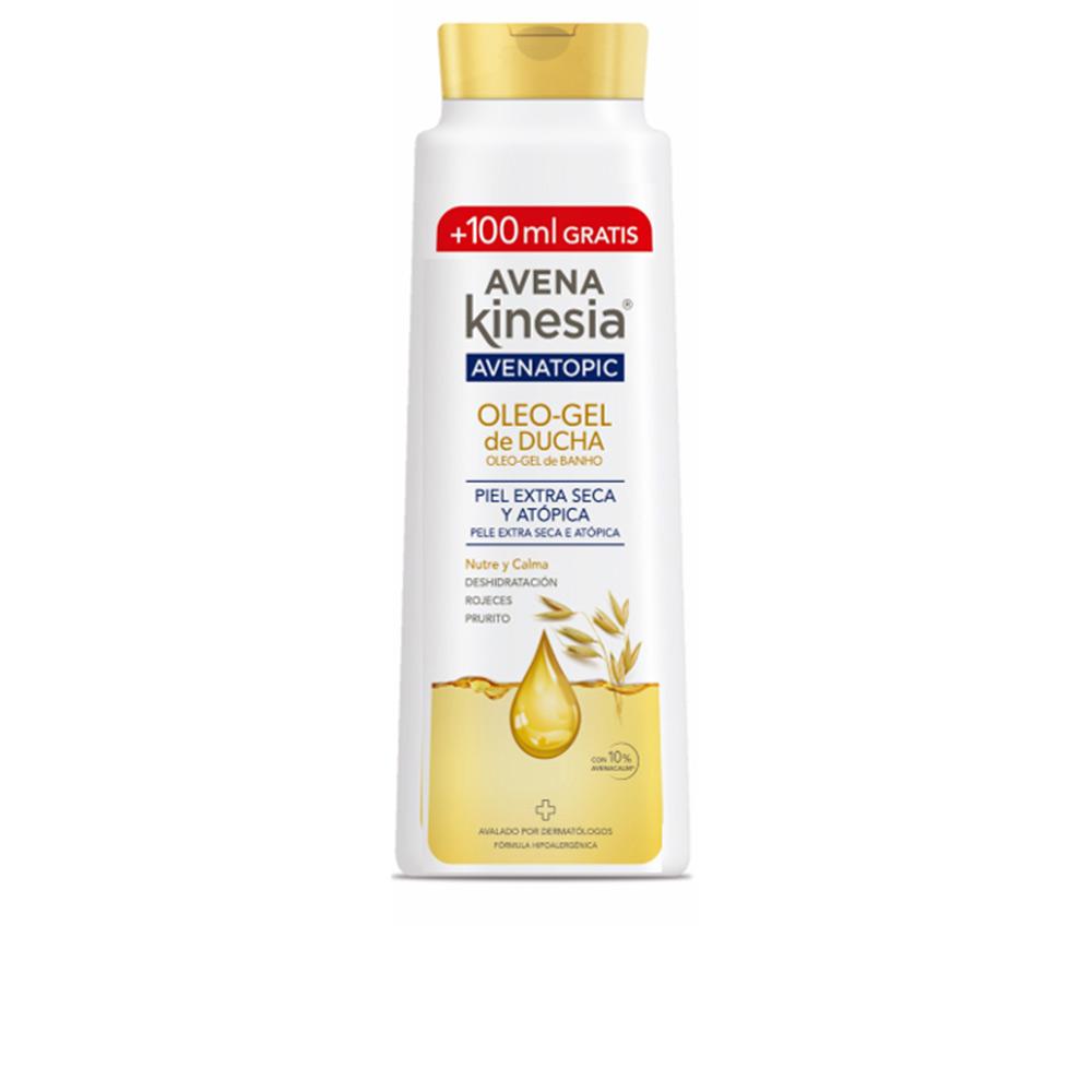 AVENA TOPIC oleo-gel de ducha 100% natural