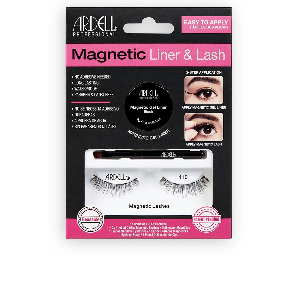 MAGNETIC LINER & LASH #110 liner + 2 lashes