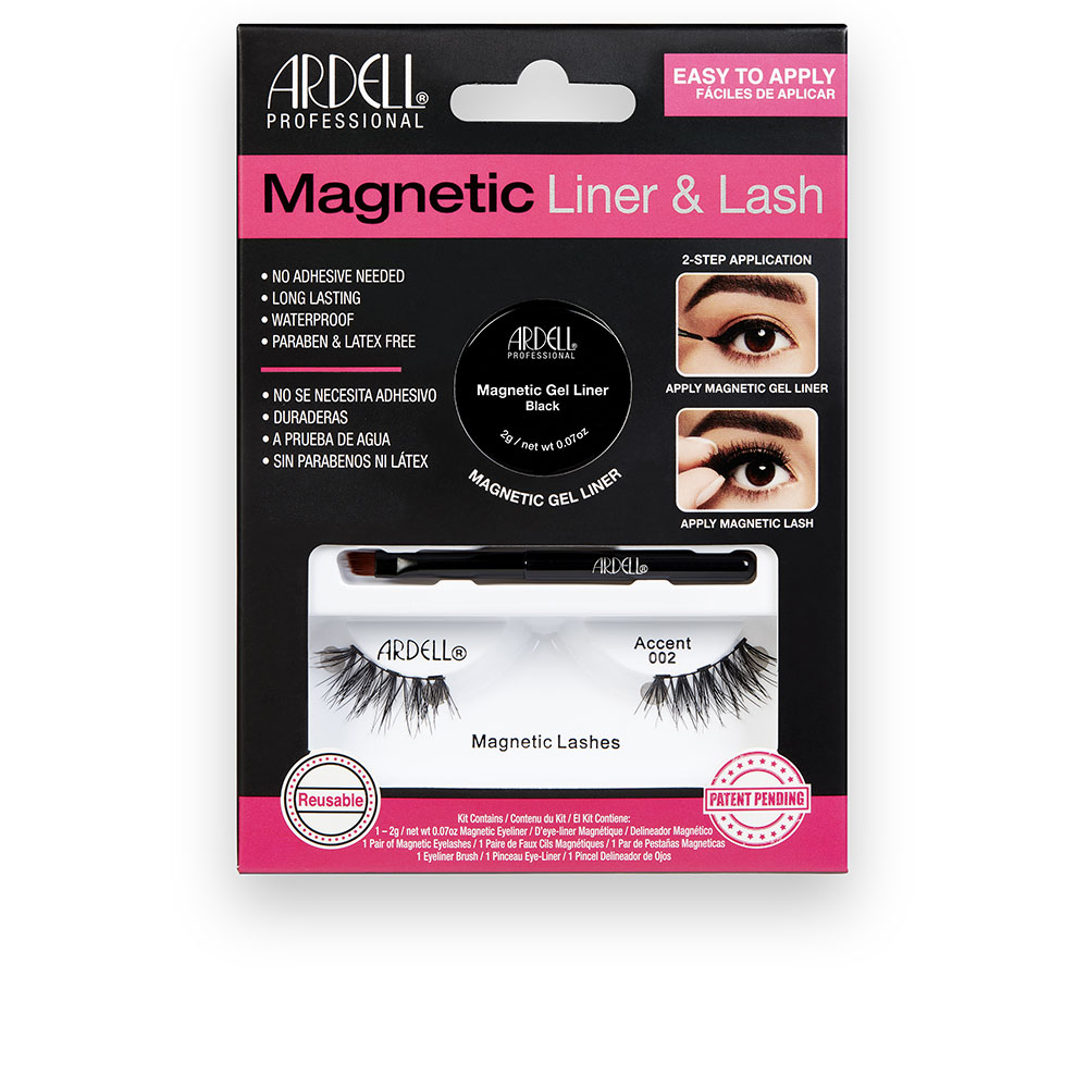 MAGNETIC LINER & LASH ACCENT # liner + 2 lashes
