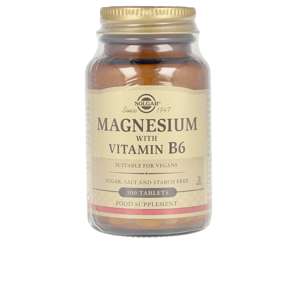 MAGNESIO + B6 comprimidos
