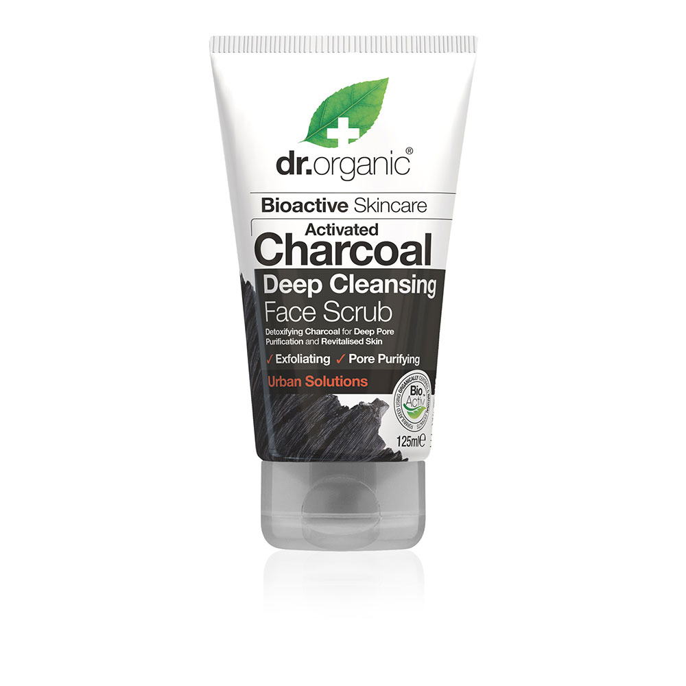 BIOACTIVE ORGANIC deep cleansing face scrub