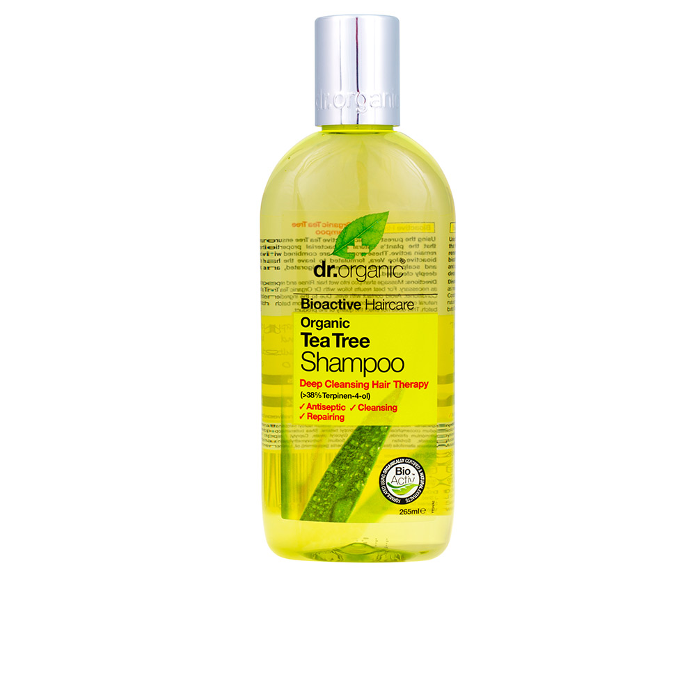 BIOACTIVE ORGANIC tea tree shampoo