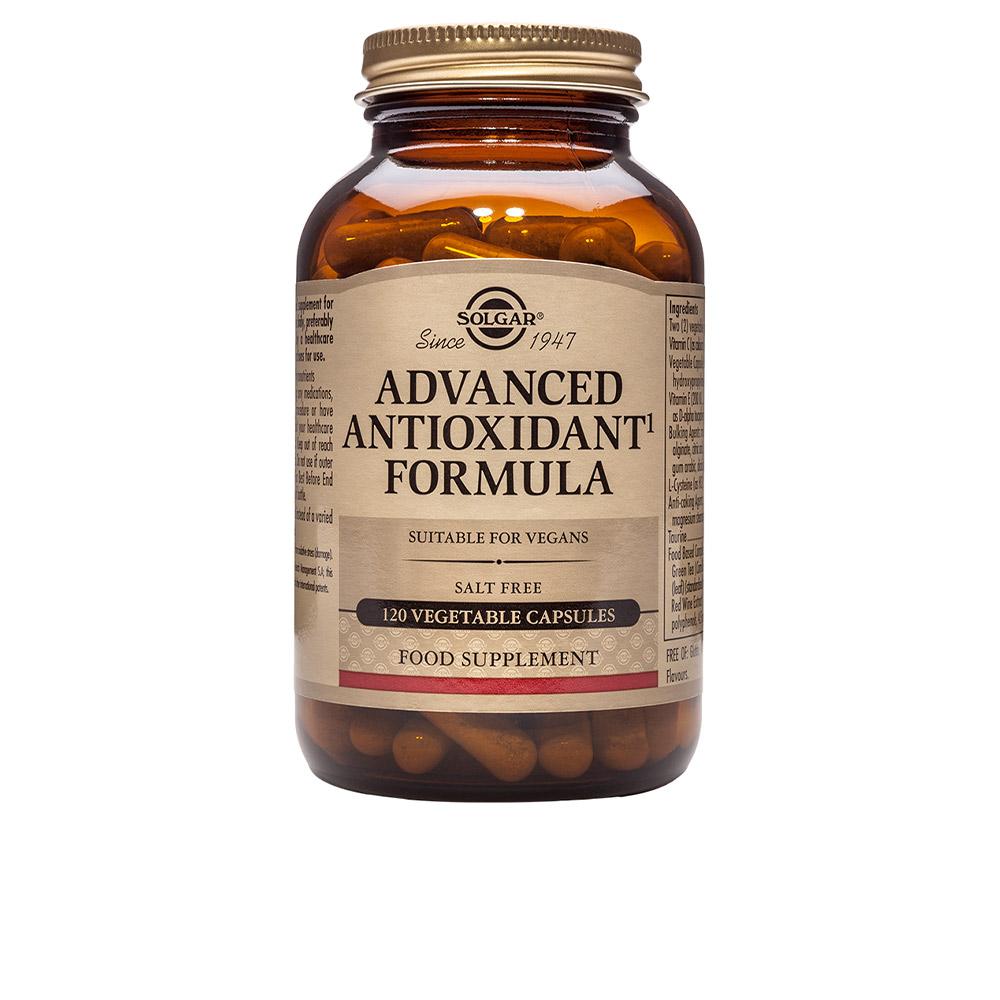 FORMULA ANTIOXIDANTES AVANZADOS cápsulas