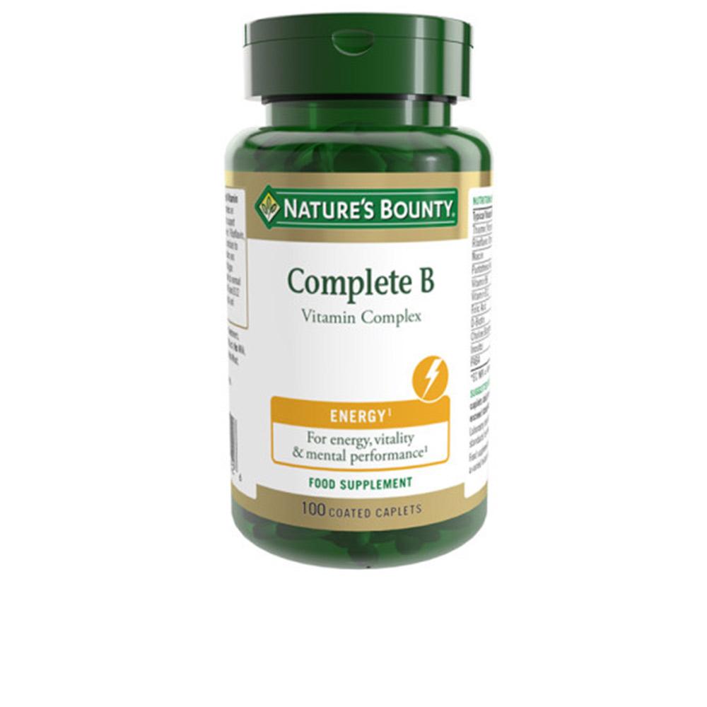 B-COMPLEX comprimidos recubiertos