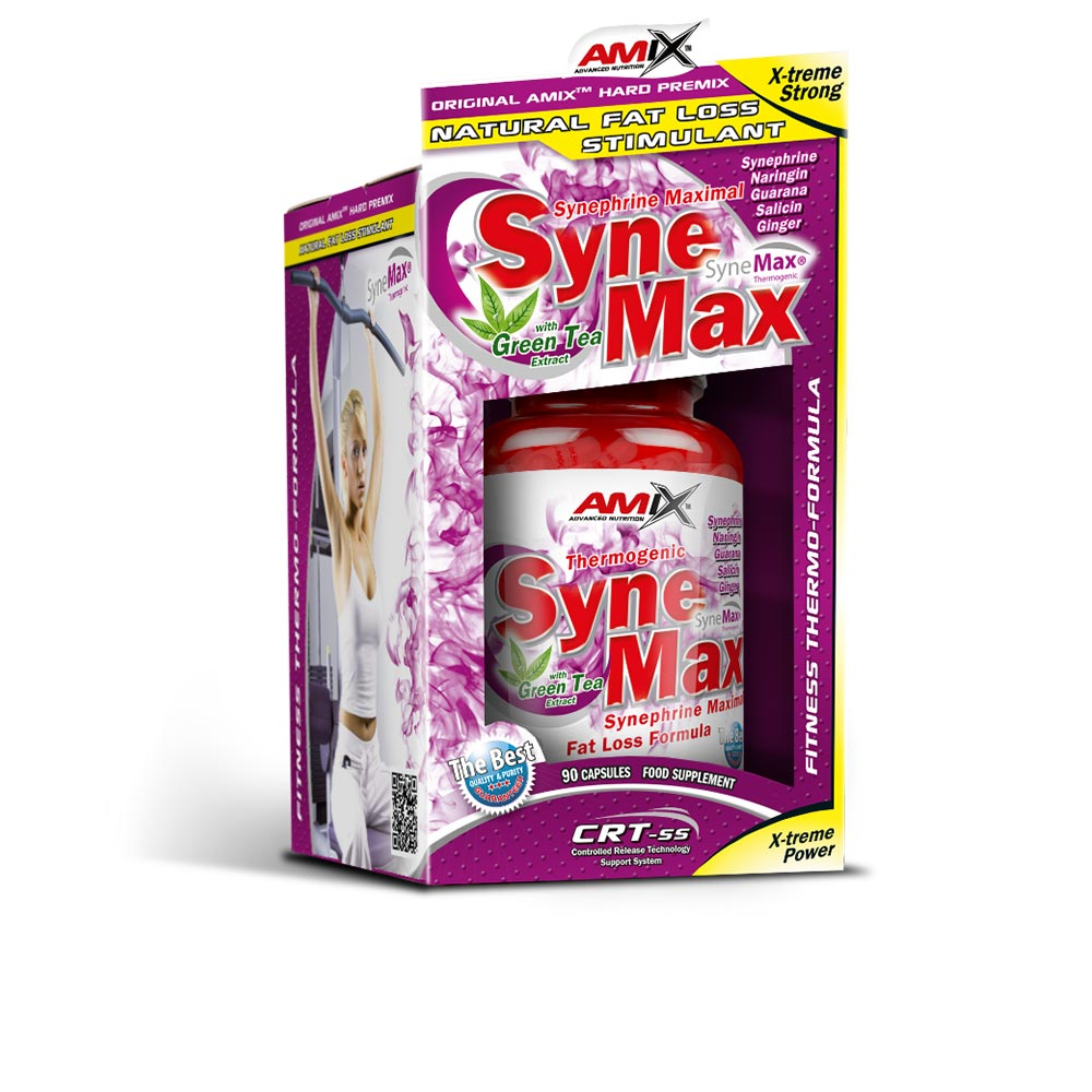 SYNEMAX cápsulas