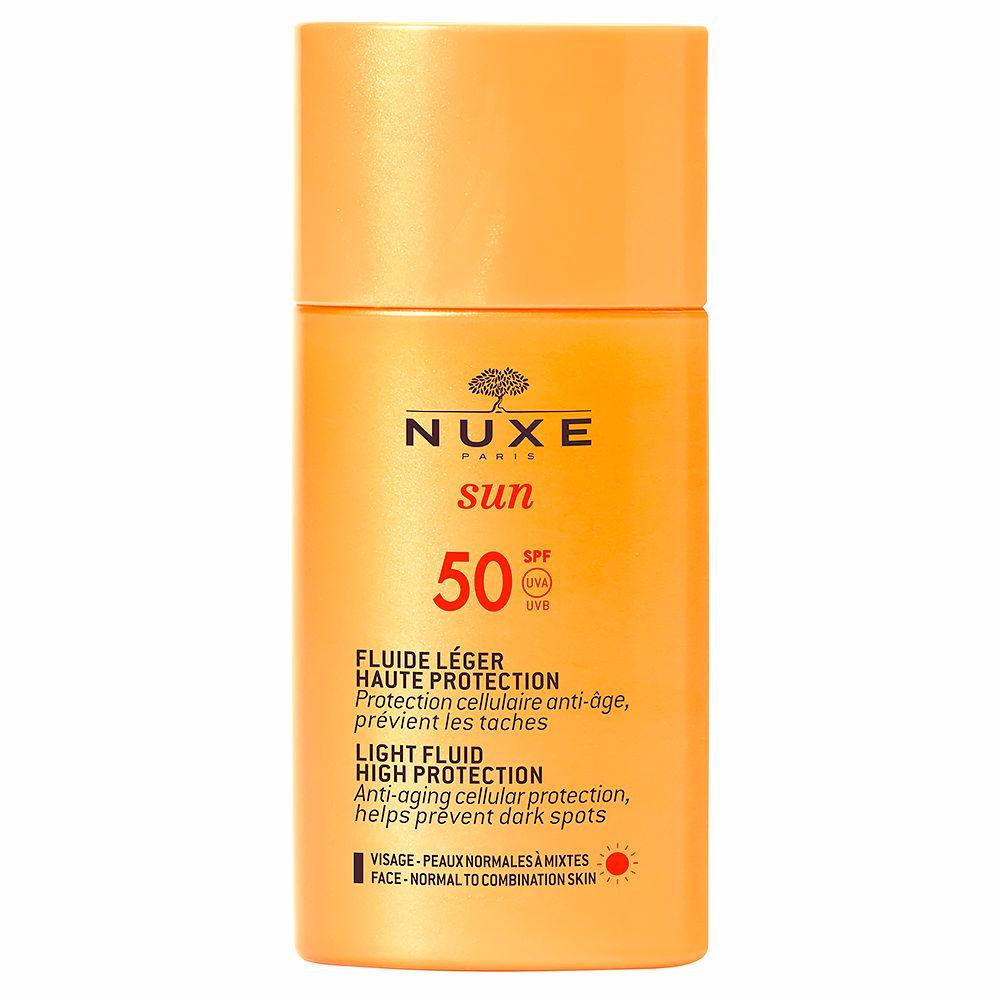 NUXE SUN fluide léger haute protection SPF50