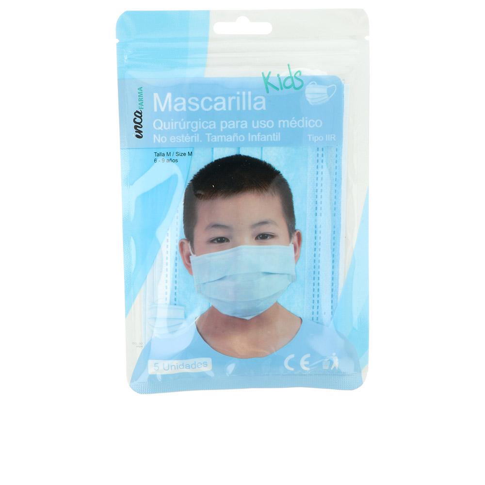FARMA mascarilla quirúrgica desechable infantil