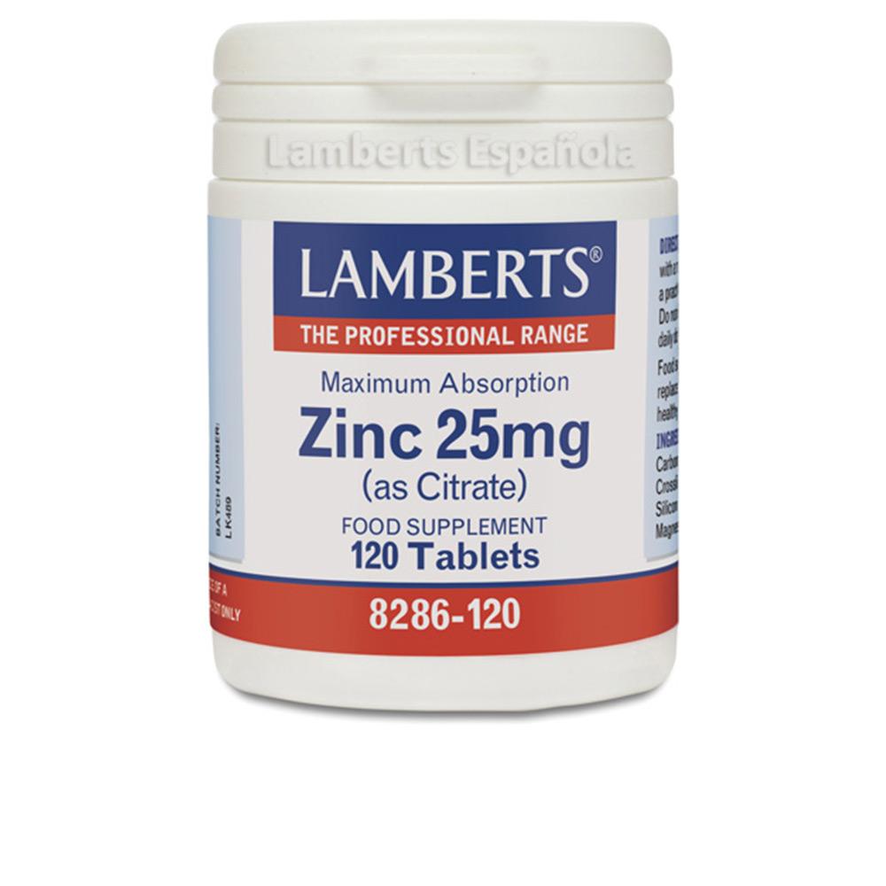 ZINC 25 mg cápsulas