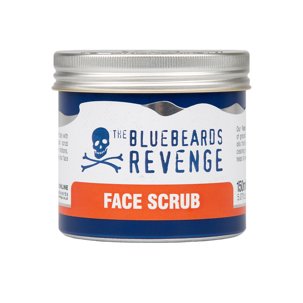 THE ULTIMATE face scrub