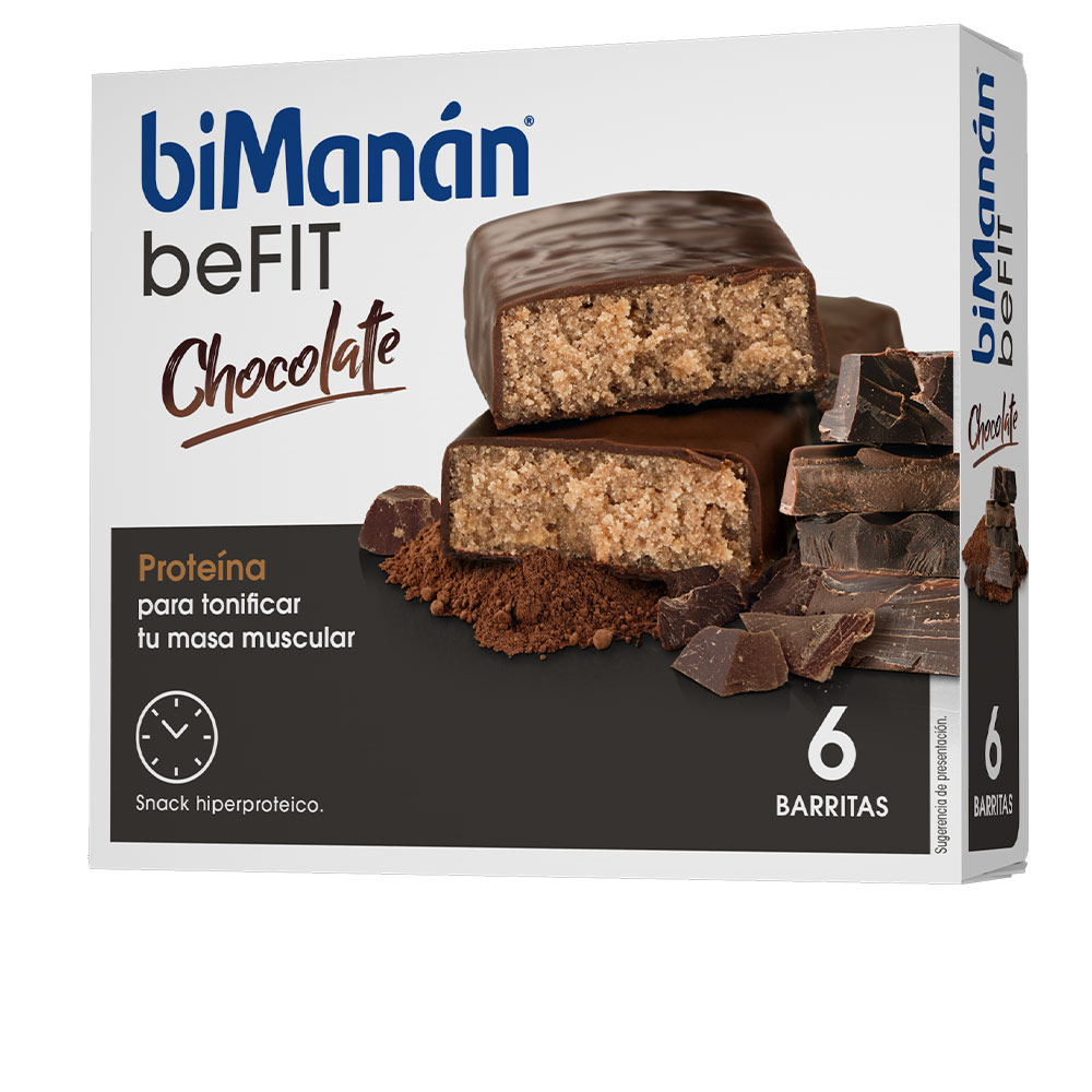 BE FIT barritas #chocolate