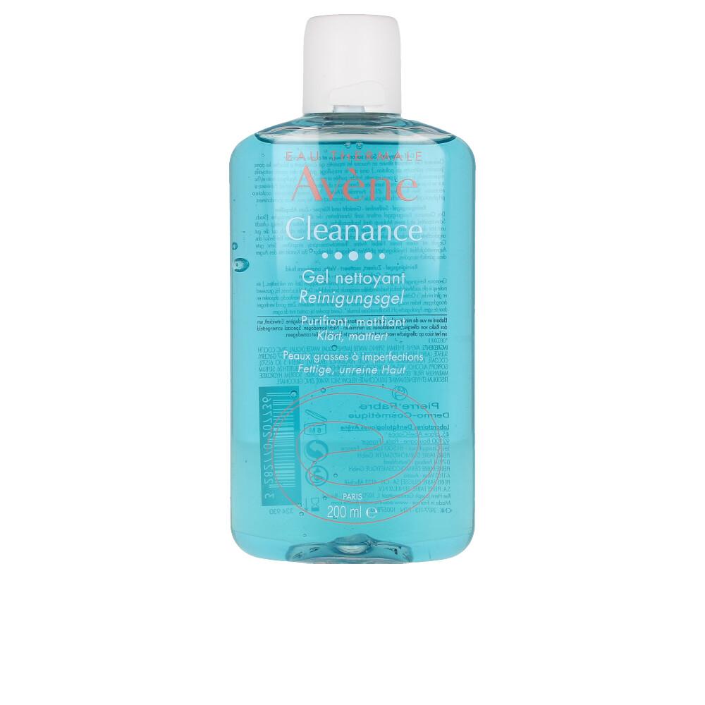CLEANANCE gel nettoyant visage et corps