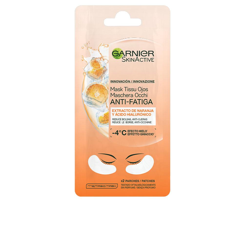 SKINACTIVE mask tissu ojos antifatiga x 2 parches
