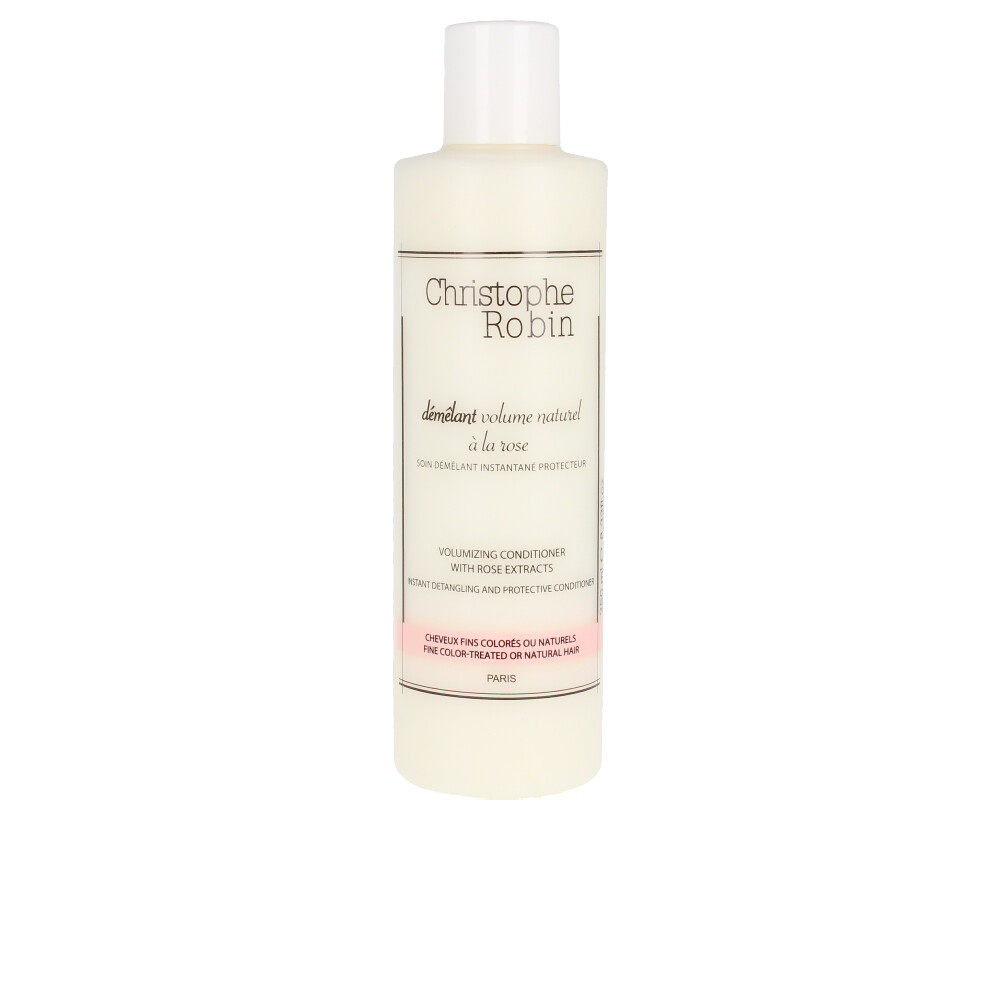 VOLUMIZING conditioner with rose extracts