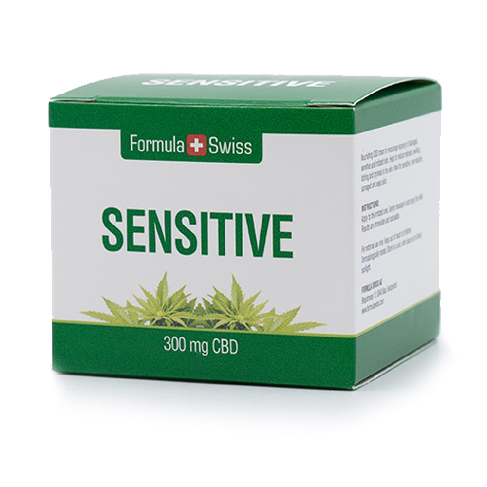 SENSITIVE 300mg CBD