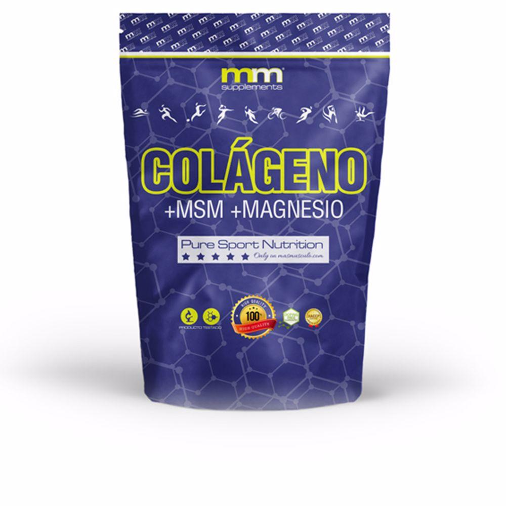COLÁGENO + MSM + magnesio #limón