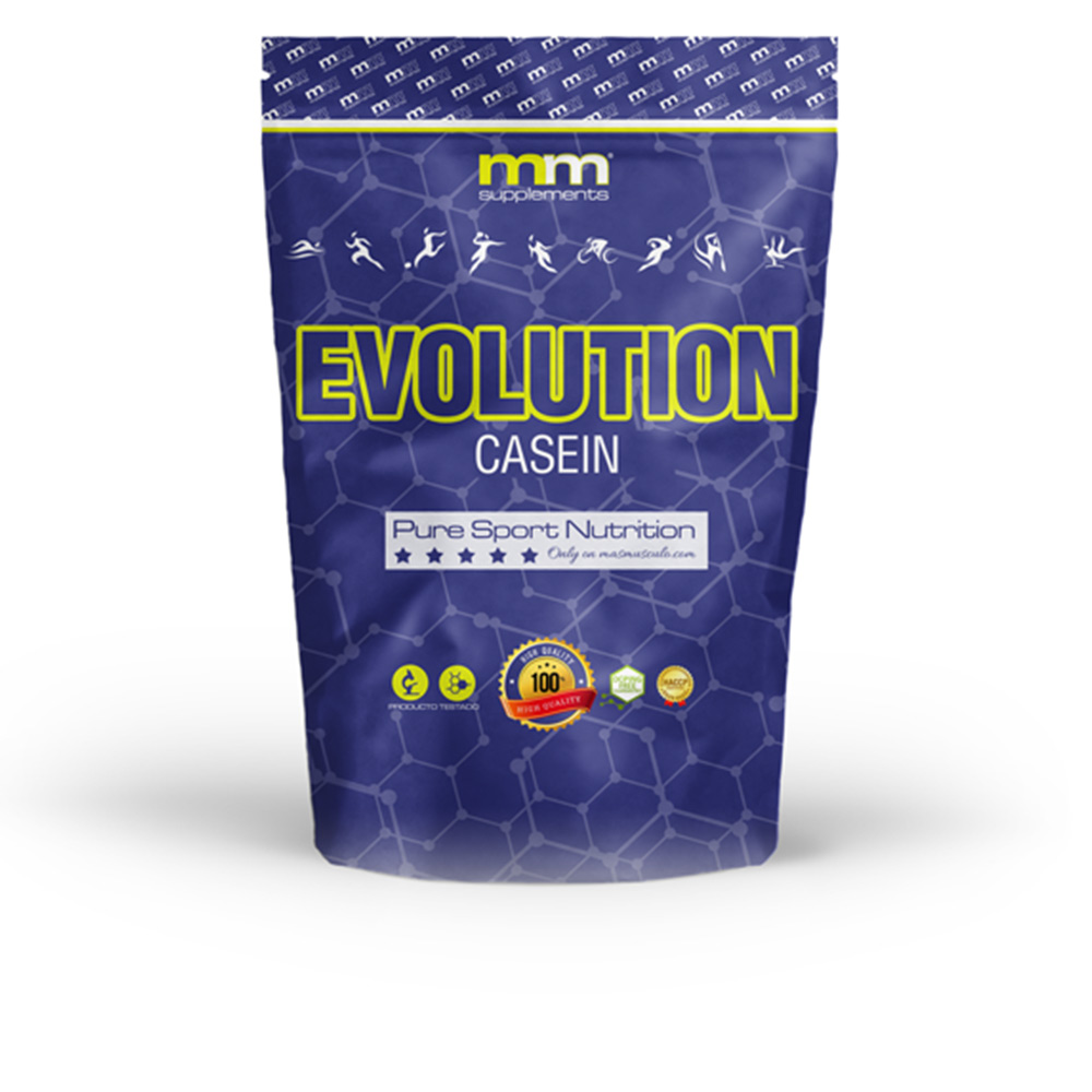 EVOLUTION casein #custard